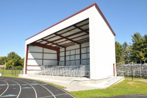 Boardman Band Shelter